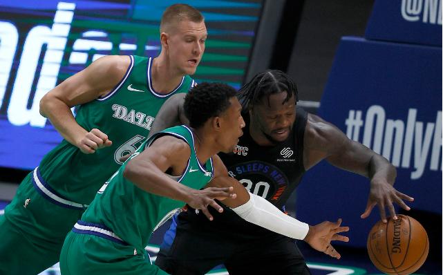 Los Knicks ganan 5 victorias consecutivas